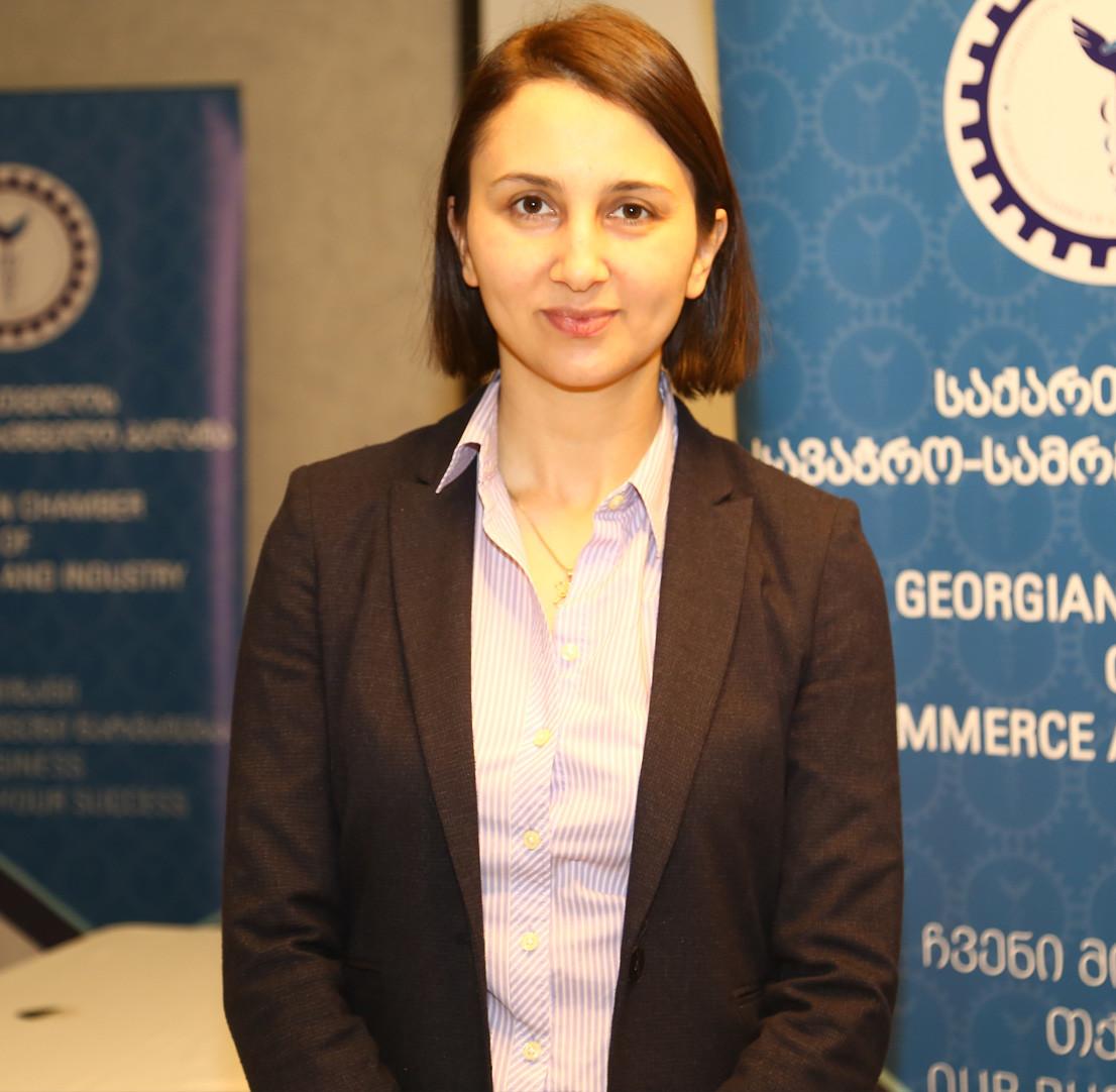 Magda Bolotashvili